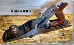 Union #X5