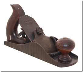 A RODIER'S PATENT SMOOTHING PLANE by the Laflin Manufacturing Company, Westfield, Massachusetts, patented March 4, 1879