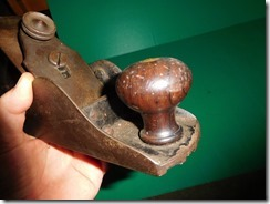 Old Antique Steers' Patent No. 304 Smooth Plane Tool, Brattleboro Tool Co-008