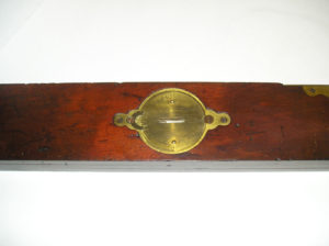Scarce Disston and Morse Inclometer Level 28 1-4 in
