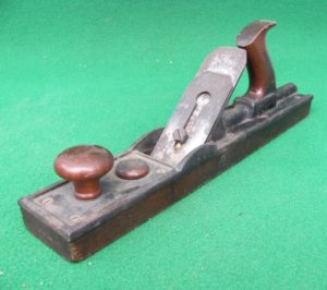 "Worrall Patent 15 1/2"" Transitional Jack Plane"