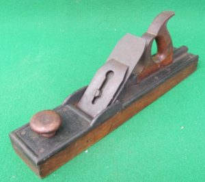 "Worrall Patent 18"" Transitional Fore Plane"
