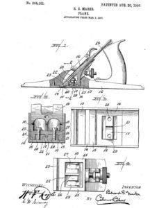 Edward Marks' 8-20-07 Patent