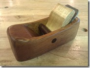 Krenov inspired smoothing plane 01