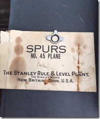 Stanley #45 Spurs