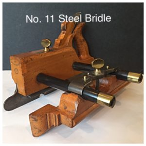 No. 11 Steel Bridle