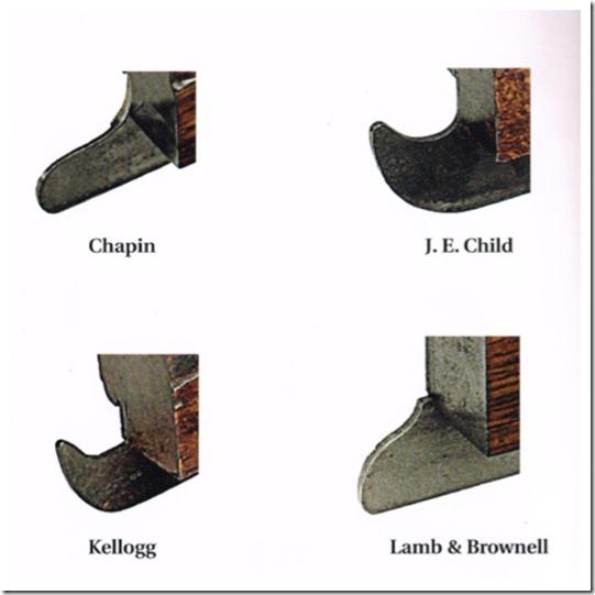 Chapin, J.E.Child, Kellog, Lamb & Brownell