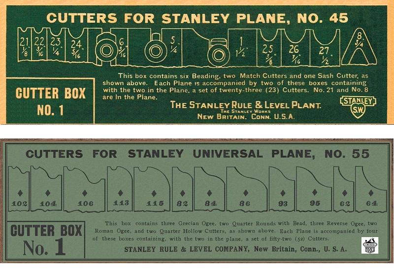 Stanley 55 plan dating