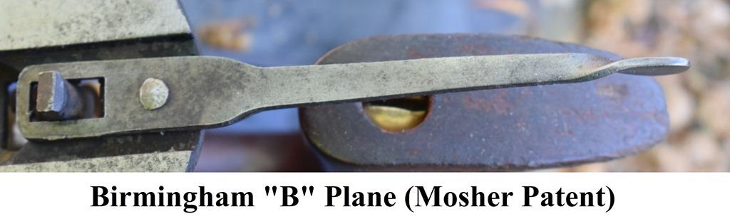 Patented-Antiques.com Stanley Bedrock 602 - 605 1/2 Planes